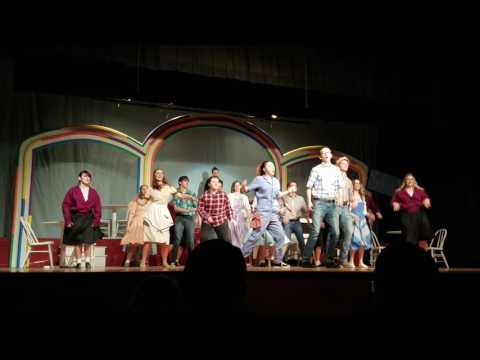 Lewistown High School All Shook Up Play 2