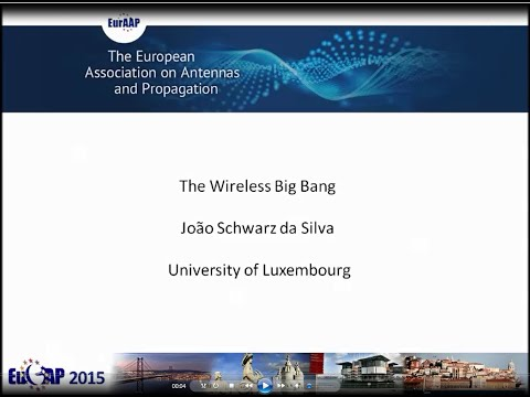 The Wireless Big Bang