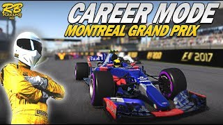 F1 2017 - Career Mode Montreal Grand Prix