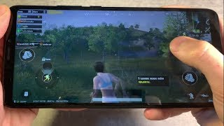 Игры Xiaomi Mi Max 3 (GTA:SanAndreas, PUBG:Mobile, WoT:Blitz)