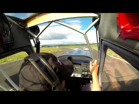 Citabria 7ECA Flight Lesson - Full Flight - by Geoff Oliver
