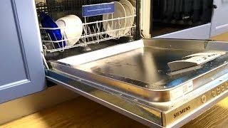 Посудомоечная машина Siemens SN 636X03 ME. Отзыв и обзор