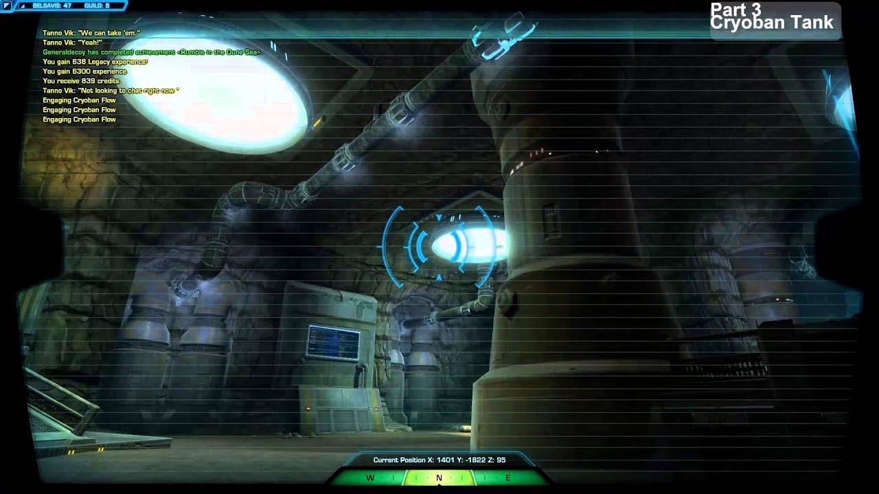a spys secret swtor