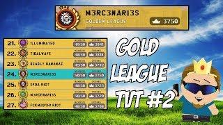 Faro TVs#2 Gold League TvT!!! - South Park Phone Destroyer