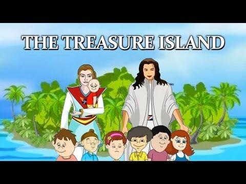 The Treasure Island   Fun N' Learn   Pre school Learning And Kids Education