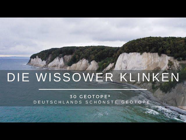 Die Wissower Klinken - 30 Geotope³ -  Deutschlands schönste Geotope