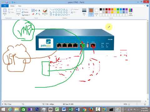 Palo Alto Firewall Configuration Step by Step