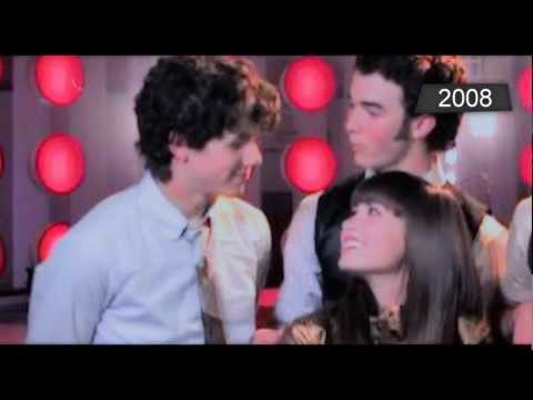 ALL Nick/Demi Moments (2008-2012)