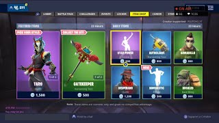 *NEW* BOMBASTIC EMOTE | November 25 New Skins - Fortnite Item Shop Live (Fortnite Battle Royale)