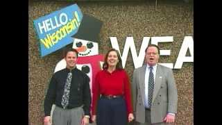 1997 WEAU Holiday Greetings