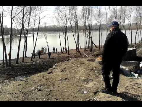 5.04.2016 В реке найдены два труба в Новосибирске