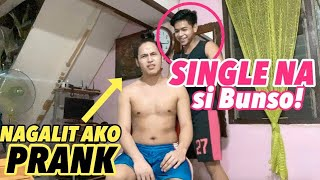 BUNSO DOES MY HAIRCUT GONE WRONG (NAGALIT AKO SA RESULT) | SOME FACTS ABOUT JAPET