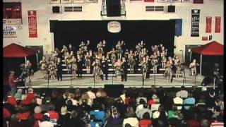 "Luers The Minstrels 2011 -- ""Break Your Heart"""