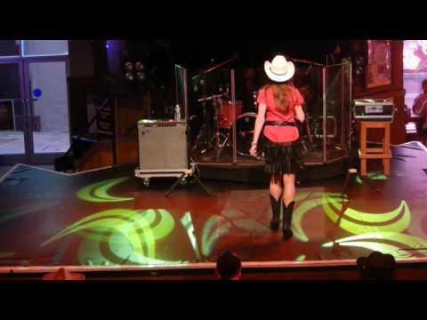 ME AND CONWAY (Démo) - Séverine Moulin Billy Bob's 25/09/2016