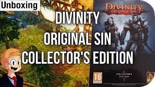 Unboxing: Divinity Original Sin Collector