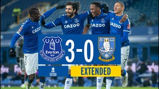 EXTENDED FA CUP HIGHLIGHTS: EVERTON 3-0 SHEFFIELD WEDNESDAY