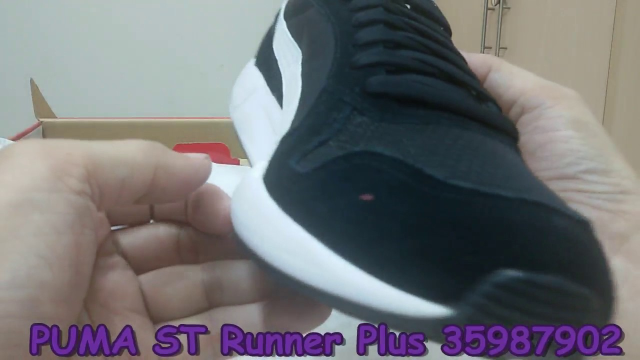 puma st runner plus