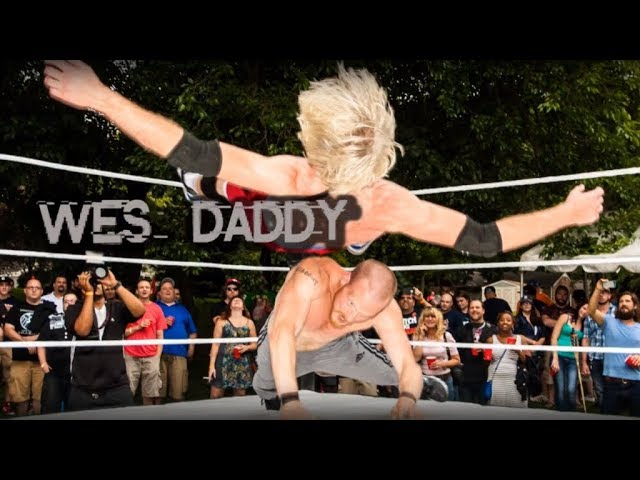 BYB - WiseGuy / Wes Daddy Wrestling Highlight 2006-2015 - Backyard Wrestling – Wise Eats