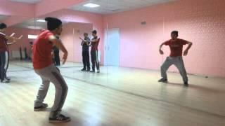 Stronger Choreography ( Jabbawockeez master mix. )