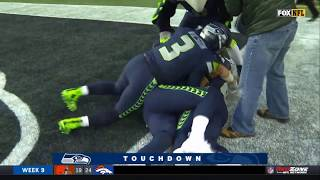 Russell Wilson Game-Winning Touchdown Pass in OT | Bucs vs. Seahawks | NFL