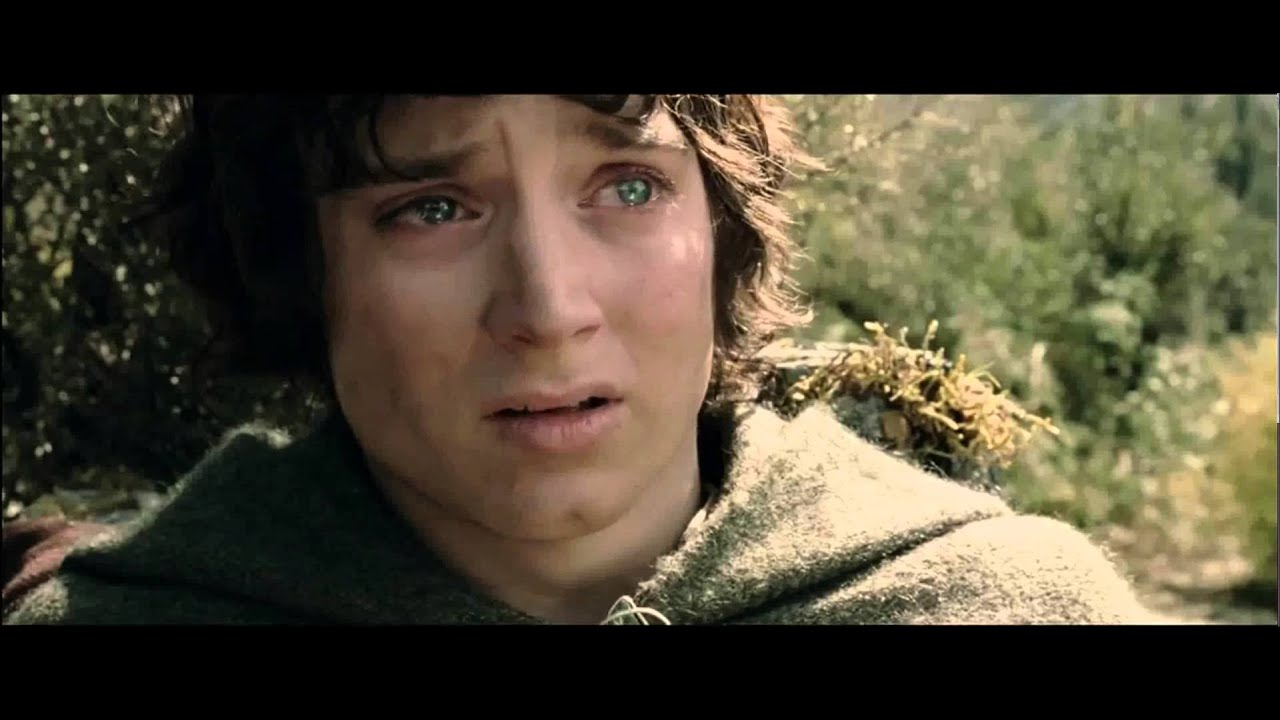 portrait comments drawing frodo my rings of r lotr baggins