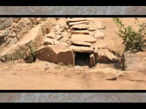TEHUACALCO - zona arqueologica del municipio de Chilpancingo de los Bravo, Guerrero, México
