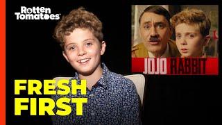 Fresh First: Jojo Rabbit's Roman Griffin Davis | Rotten Tomatoes