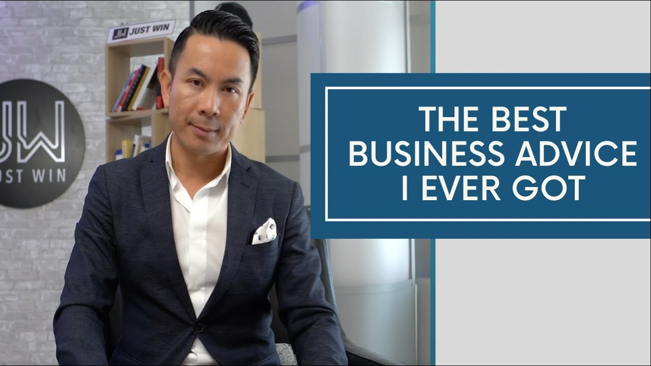 The Best Business Advice I Ever Got