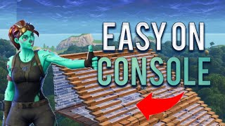 How To Double Ramp/Floor/Wall on Console (Fortnite Battle Royale)