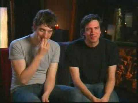 Snow Patrol - Interview Part I @ AOL Sessions 2006.flv