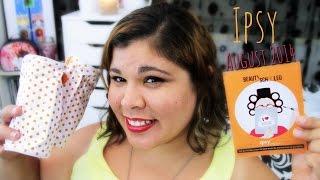 Ipsy Glambag August 2014: Beauty Schooled Thumbnail