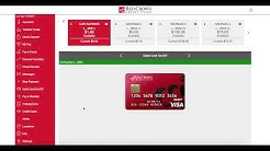Red Crown Credit Union - Debit Card On/Off