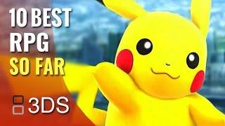 Top 10 Best 3DS RPG So Far | HD