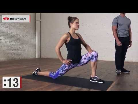 Leg Stretches for Flexibility: The Three-Minute Hips and Legs Stretching Routine