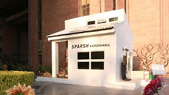 SPARSH - A life-size Green Building Model by GRIHA