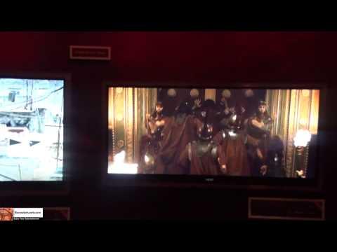 Vizio Cinemawide 21-9 LED HDTV @CES 2011| Booredatwork