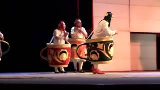 'Маски-шоу' : 'Танец чашек и самовара'