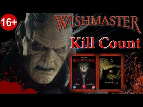 Wishmaster (1&2) - Kill Count