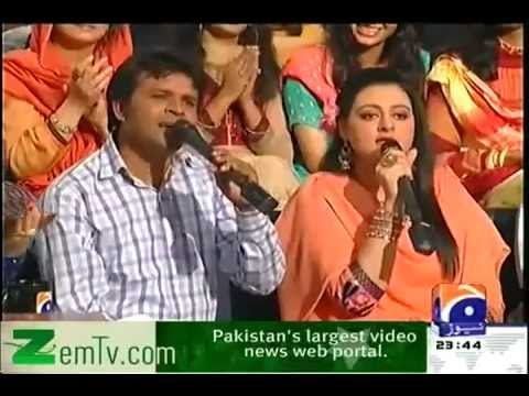 Gata Rahe Mera Dil Cover Shakeel & Mughera From Khabar Naak.mp4