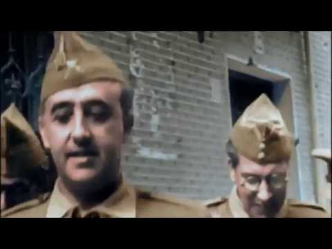 WWII in Colour: Spanish Civil War