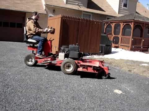 hqdefault gravely promaster 300 with 60\