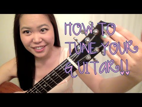 TMT #3: How to Tune Your Guitar - YouTube