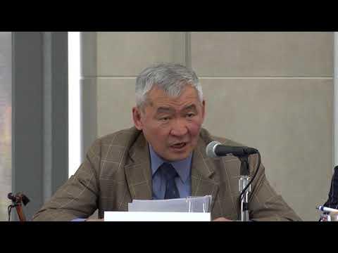 Dr. Jargalsaikhan Enkhsaikhan | International Forum on One Korea 2017 | Washington D.C.
