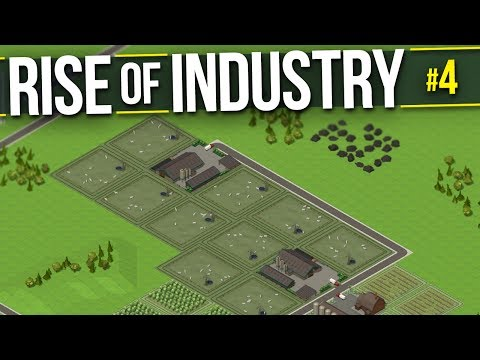 Rise of Industry | PART 4 | GETTING ORGANISED