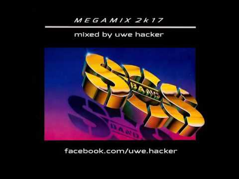 SOS BAND MEGAMIX 2k17 - MIXED BY UWE HACKER