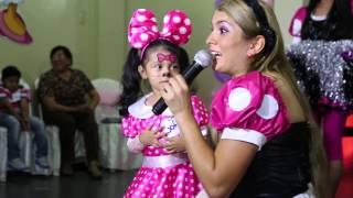 EVENTOS INFANTILES TRAVESURAS SHOW - Minnie Coqueta