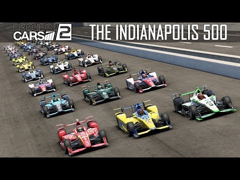 Project CARS 2  -- The Indianapolis 500