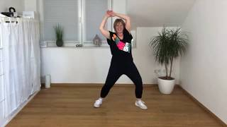 Zumba Fitness / Dance Fitness - Lento (Thalía & Gente de Zona)