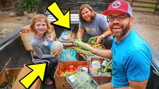 We Just Hit The MOTHER-LODE on The Farm!
