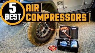 ✅ Air Compressor: Top Rated Air Compressor Review | Best Air Compressor For The Money (Buying Guide)